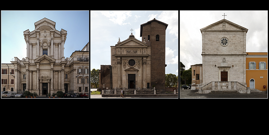 roman churches