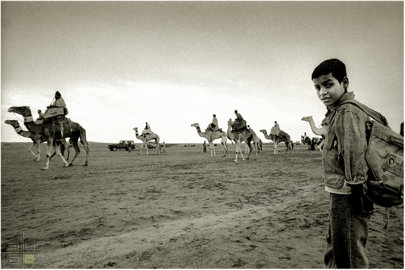 saharawi refugee Photo Leonardo Damiani
