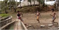 Indios emberà - Panama - leonardo damiani fotografo