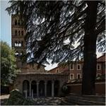 San Giovanni a Porta Latina, Rome (photo Leonardo Damiani)