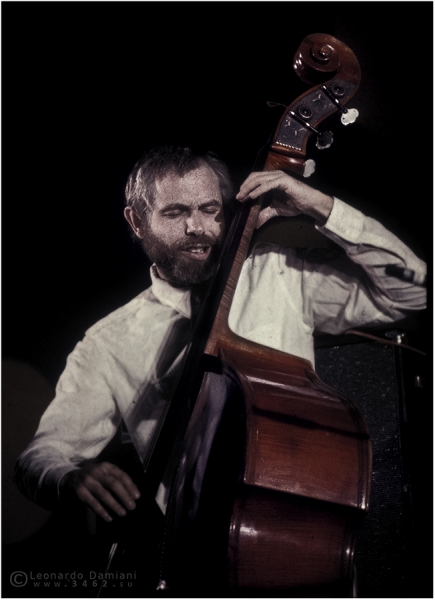 Cameron Brown Perugia Italy 1984