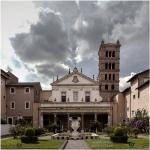 Santa Cecilia in trastevere, Roma